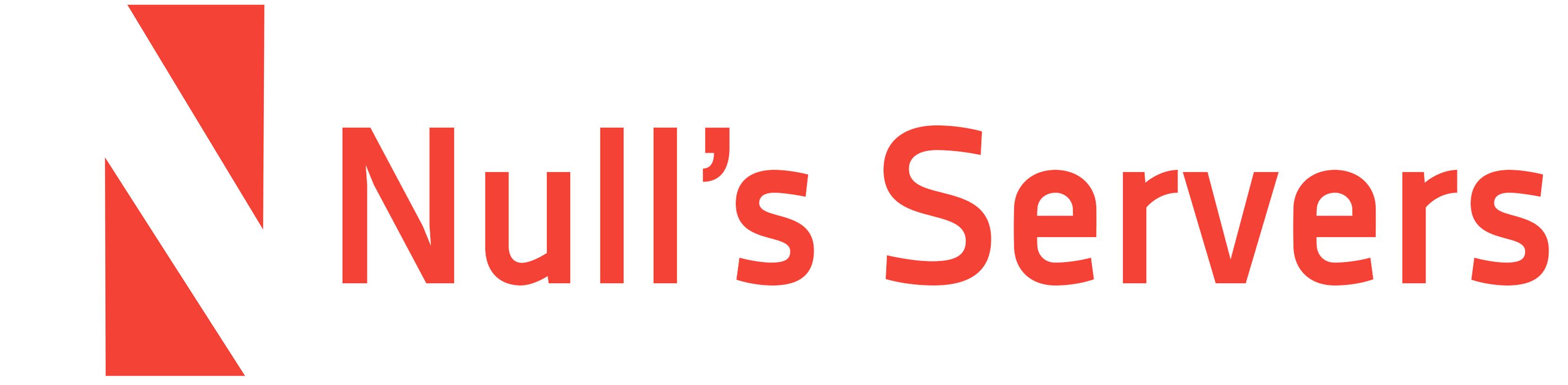 Null's Servers