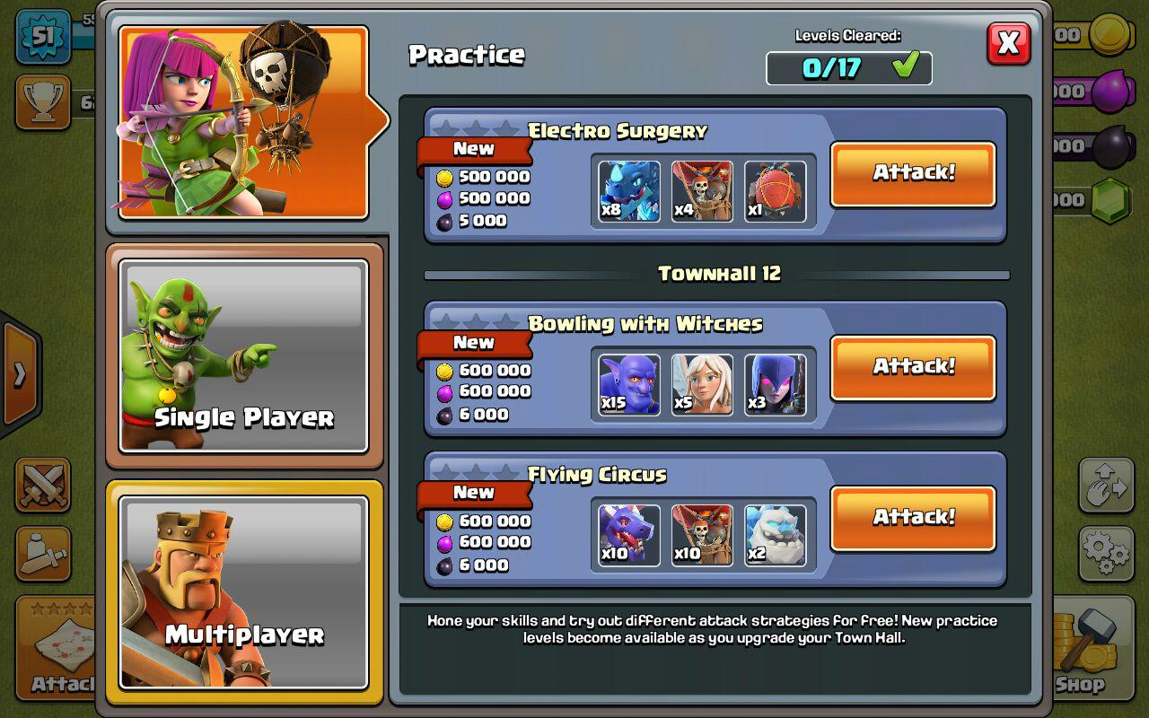 Null's Clash 11 651 10 is available now! O T T O is waiting for you